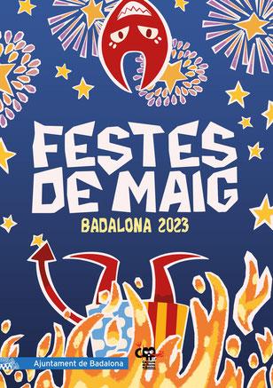 Fiestas en Badalona Festes de Maig