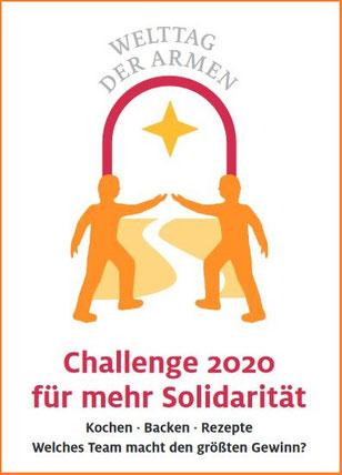 Logo Welttag der Armen