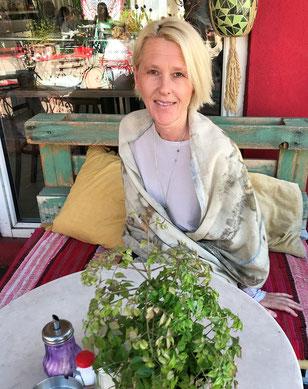 Marianne Reich erzählt von ihrer beruflichen Reise