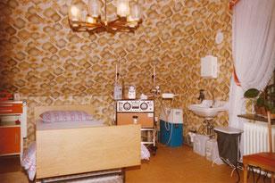 Heidialysezimmer 1979