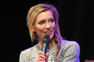 Katie Cassidy panel Dutch Comic Con