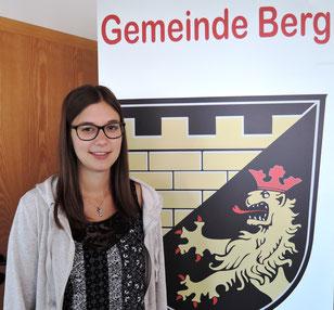 Antonia Niebler, Foto: Gemeinde Berg