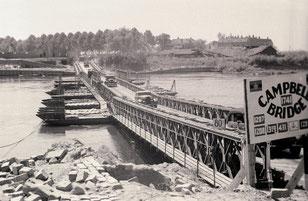 Campbell Bridge te Arnhem (Gelders Archief: 1584-388, Nico Kramer, CC-BY-4.0)