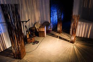 Lea Kallmeier / Armada Theater // Der Kleine Schwarze Fisch