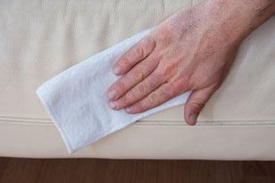 méthode pour détacher facilement le cuir