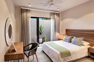 livraison et achat immobilier d'appartement meublé en 2017 à l'ile Maurice sur la Balise MARINA