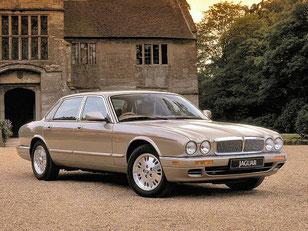 Jaguar X300