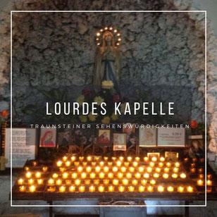 Lourdes Kapelle Traunstein