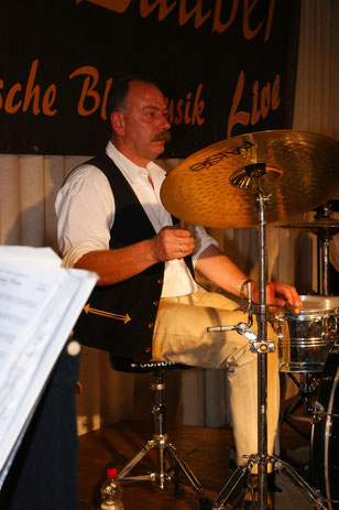 Peter Farrenkopf, Schlagzeug
