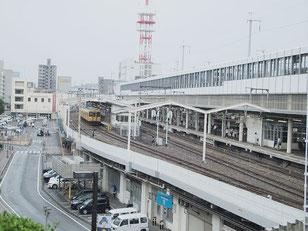 広島県・福山駅