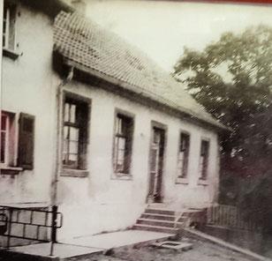 ehemaliges Schulhaus auf der Steffesheck