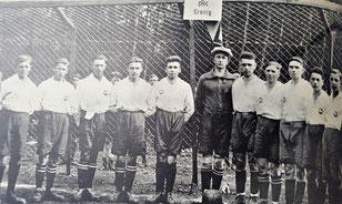 Fussballmannschaft der DJK Gronig 1929