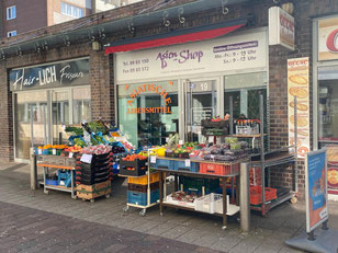 Asien Shop Lebensmittelhändler  Gorsemannstr. 19  28277 Bremen, Bremen Obervieland