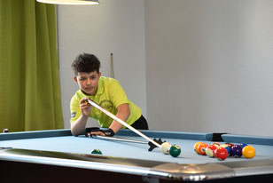 Miguel Rodriguez / Foto: Bergische Pool Union (NL)
