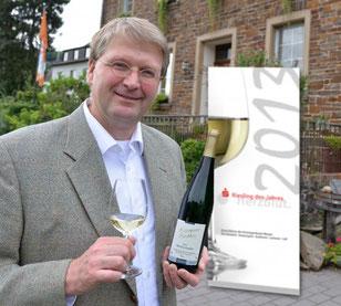 1. Vorsitzender des Förderkreis, Albrecht Gietzen