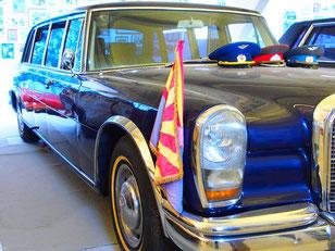 600 Mercedes Pullmann aus den 70-igern