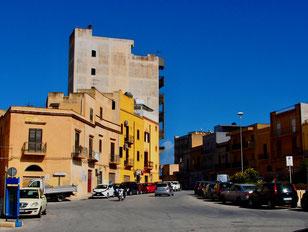 Hauptstrasse von Mazalla
