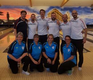 Bowlingteam des GSBV Halle (Saale) 1909 e.V.