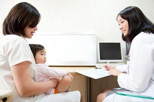 神戸市中央区の保育園・保育所で病気や風邪のとき