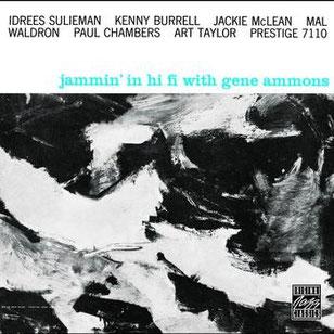 Jammin' in Hi Fi with Gene Ammons(Prestige7110-Gene Ammons)