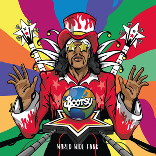 tFSs - Bootsy Collins - 2017 / World Wide Funk