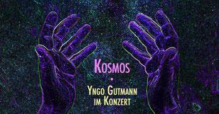KOSMOS •Trommelkonzert mit Yngo Gutmann • Samstag 25.01.2019, Trommelschule Leipzig