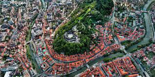 Ljubljana, Hauptstadt und kulturelles Zentrum Sloweniens
