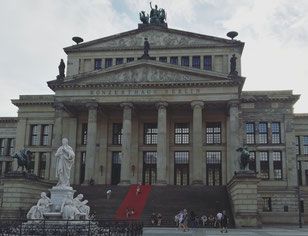 Top 5 theaters of Mitte