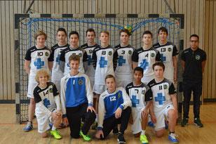 C-Jugend HSG VfR/Eintracht Wiesbaden Handball