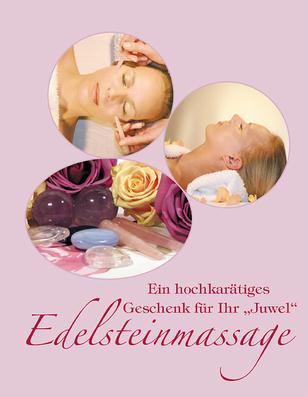 Edelsteinmassage Kosmetik Wellness im ERGOMAR Ergolding Kreis landshut