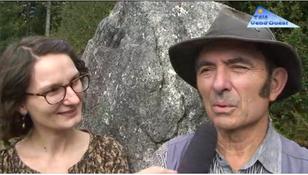 Reportage par Philippe Gouraud - Télé Vend'Ouest.