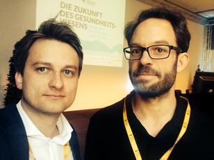 Matusiewicz und Domscheit-Berg (ehem. WikiLeaks)