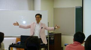 野津氏による熱い講演