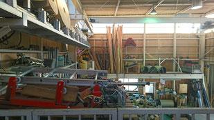 工場内風景 2階
