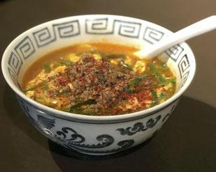 焼き鳥 童(西新) 辛麺