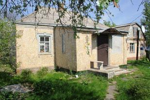 Дом Н.А. Малинка в г. Яготине