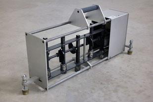 Norm-Hammerwerk zur Trittschallmessung