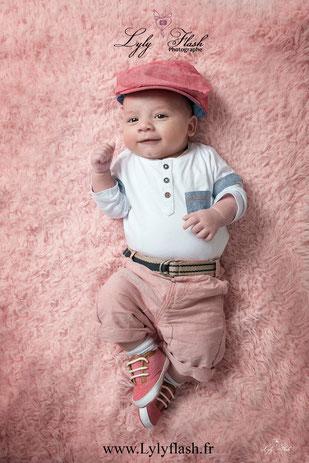 photographe bébé garçon
