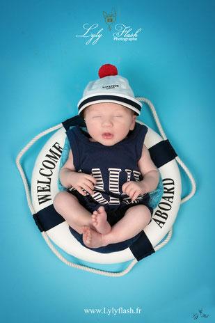 photographe naissance bébé nouveau-né var