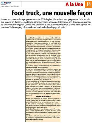 Le Régional de Pertuis - 26/08/2015