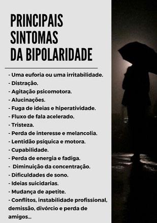 bipolaridade sintomas