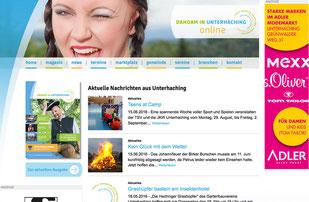 Mike Roth: www.dahoam-in-unterhaching.de