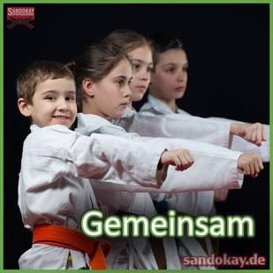 Kampfkunst Partner & Freund - Gemeinsam Kampfsportschule Itzhoe