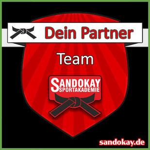 Wir sind Dein Partner für Kampfkunst Itzehoe - die Kampfsportschule Sandokay
