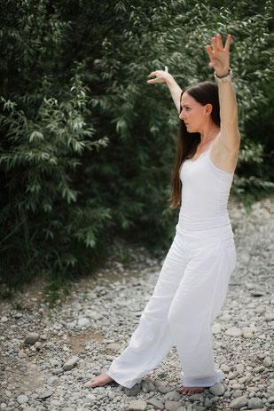 Sonja Bellmer, Qigong Übungsleiterin, München