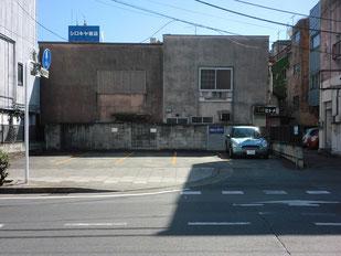 本町 桐生ガスプラザ近くの貸し駐車場