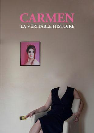Affiche de la pièce Carmen
