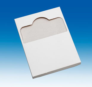 Refill 150 seat covers for quarter fold dispensers