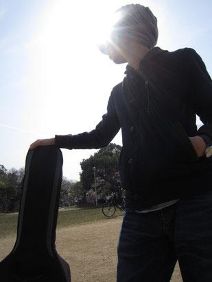 光り輝くtakahiro
