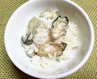 お料理大好き、可児の和エステ「心美」のブログ、牡蠣ごはん